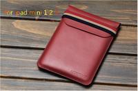 QW Microfibric Leather Envelope Case Cover Bag Sleeve Box for iPad Mini 1 2 3