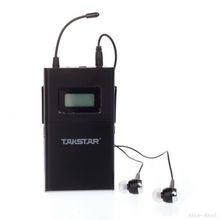 US Stock Takstar WPM-200 Single Receiver Wireless Monitor System WPM200/R(China (Mainland))