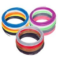 14pc/lot 3D Printers 3D Drawing Dedicated,3D Filament Prints Filament for 3D Stereoscopic graffiti doodler pen,free shipping