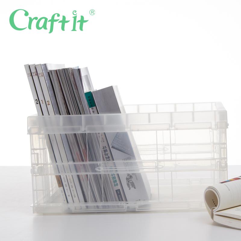 Aufbewahrungsbox Kunststoff Transparent Craftit Magazin Desktop Aufbewahrungsbox Kunststoff Transparent Desktop