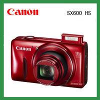 "Canon PowerShot SX600 HS Digital Camera 3"" Display Screen 1080P Full HD 18 times Telephoto"
