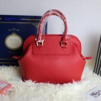 Fashion handmade woven thread genuine leather women's handbag one shoulder cowhide cross-body bag