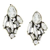 2015 New statement earrings crystal stud Earrings for party fashion earring