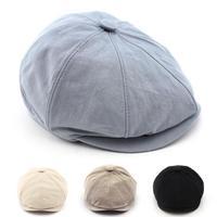 Adult Popular Newsboy Cap Spring And Summer Linen Octagonal Cap Tidal Outdoor  Fashion Hats Free Shipping