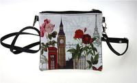 Free shipping Print women handbag  Coin Purse Women Messenger Bags Shoulder Bags