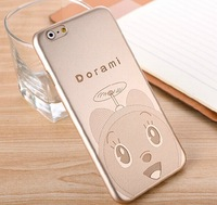 ultra-thin 0.3 iPhone6  laser carving cartoon mobile phone shell mobile shell 4.7 inch iphone6