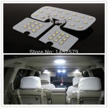 2015 new 3pcs/set For Hyundai IX35 5050 LED car Reading light, IX35 interior dome light(China (Mainland))