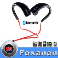 100% Brand  Bluetooth 4.0 Headset Headphone Wireless Sport Stereo Music Binaural For iPhone Samsung Galaxy S3 S4