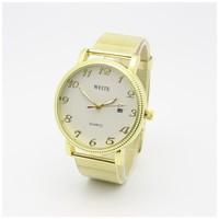 New 2015 Gold Silver Rose Gold Watch Women Dress Watch Luxury Full Steel Quartz Watch Watches Men relogio feminino
