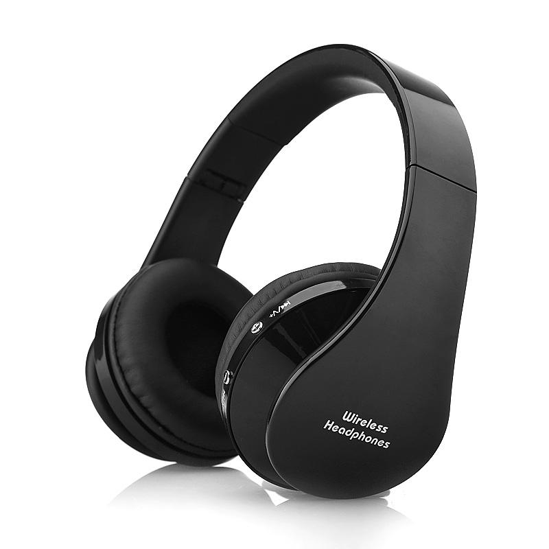 Беспроводная Bluetooth стерео складной гарнитура Handsfree наушники наушники с микрофоном для iPhone Galaxy HTC