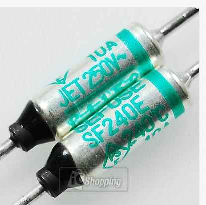 Предохранитель 200pcs SEFUSE 10 /250 240celsius SF240E норд sf 200