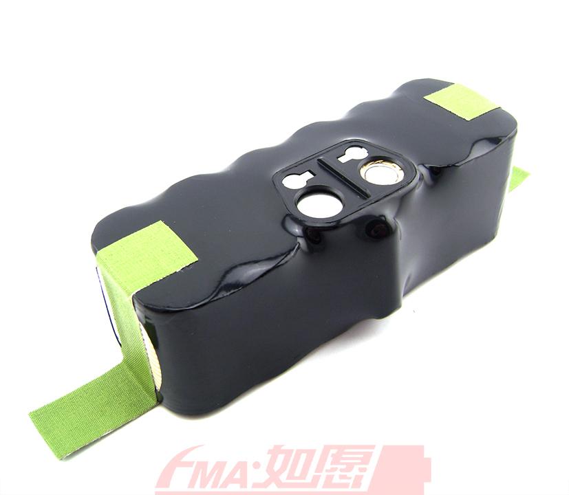 14.4V 3000mA Vacuum Battery For iRobot Roomba 500 501 510 530 540 550 610 NI-MH(China (Mainland))