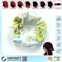 Multifunctional bandana