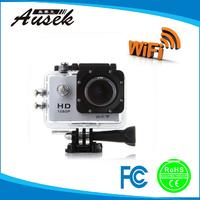 Hot!!!Best selling wifi waterproof mini dv cameras, Sport Action Camera HD1080p Mini DV Sport Camera