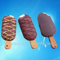 2015 Hot selling ice-cream model U disk 4GB 8GB 16GB 32GB USB Flash Drive pen drive memory stick usb S11