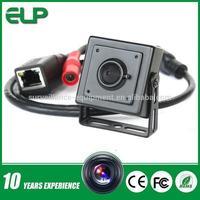1.0megapixel onvif  hidden mini camera hidden hd 720p  ELP-IP1891