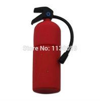 Promotion fire extinguisher model usb flash Drive Card Memory 2GB 4GB 8G 16G pen car/flash drive  usb  S393