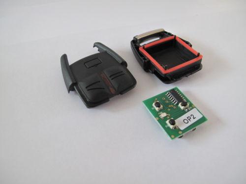 Для VAUXHALL для OPEL VECTRA ASTRA ZAFIRA 3 кнопки брелока + электроника 433