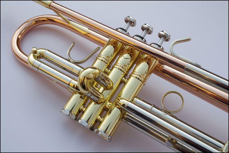 Bach Trumpet Lt180s-72