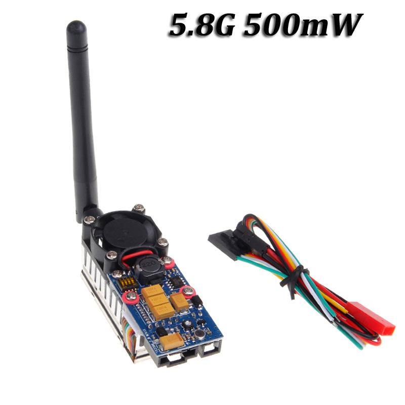 5.8ghz 500mw Transmitter Transmitter For 5.8ghz rx