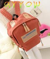 2015 school backpack  student backpacks canvas laptop women backpack   C-248