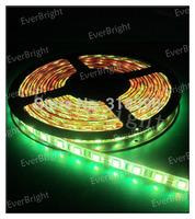 4PCS 12V 24V Waterproof IP65 5M 500CM 5050 SMD RGB Flexible LED Strip Light Lamp 150 leds +24 Keys IR Remote Controller