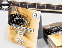 2sets lang's Launcelot guitar strings folk guitar strings wood guitar strings ballads strings GS910  012-053