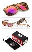 New Brand Squared Sunglasses EVOKE Afroreggae Cycling Glasses Men Sport Designer Mormaii Sunglass oculos de sol