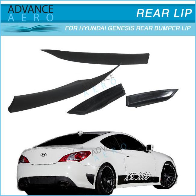 Hyundai genesis coupe spoiler promotion online shopping for promotional hyundai genesis coupe