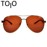 2015 Hot Brand Design New Fashion Popular Charm Aviator Sport sunglasses men polarized sunglasses Wholesale for women PT32