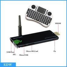 Cx919 четырехъядерных процессоров мини-пк + воздуха мышь клавиатура 2 ГБ оперативной памяти 8 ГБ ROM bluetooth WiFi сильный сингал CX 919 андроид 4.4.2 KItkat телевизор ключ