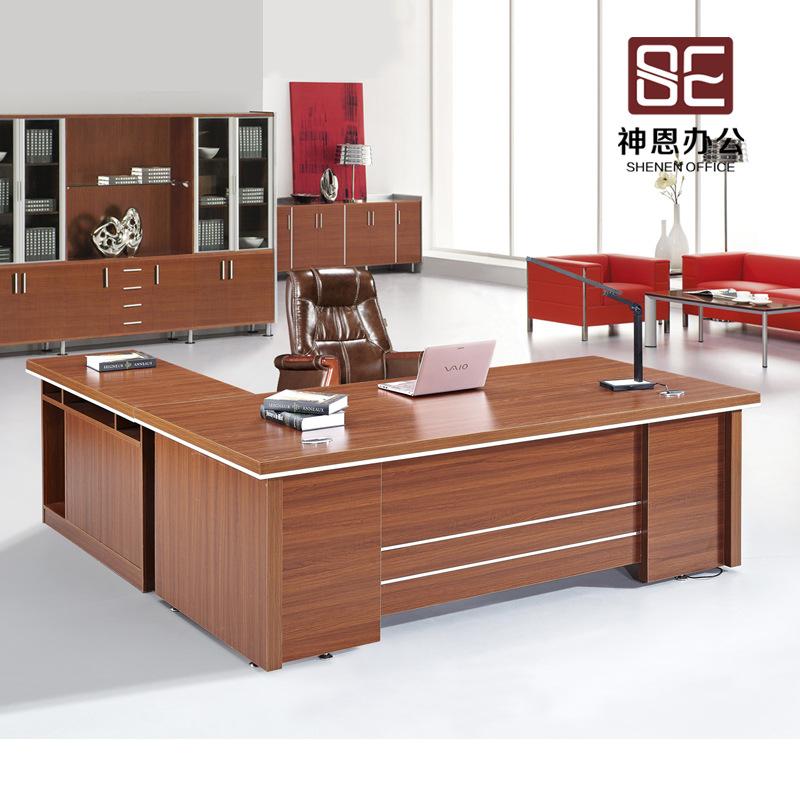 Online kopen wholesale bureau hout uit china bureau hout groothandel - Moderne kantoorbureaus ...