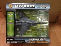 1:72 JETFORCE  F-15E STRIKE Eagle Crewtech Diecast Metal
