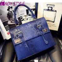 fashion serpentine women handbag messenger Bags shoulder bags handbags women famous brands new 2015 HL3622