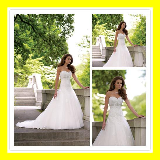 Cheap Tropical Wedding Dresses