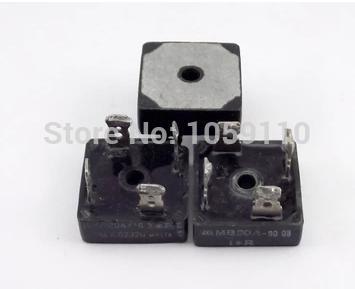 5PCS Used Italy IR 25A high current rectifier bridge type 26Mb60A(China (Mainland))