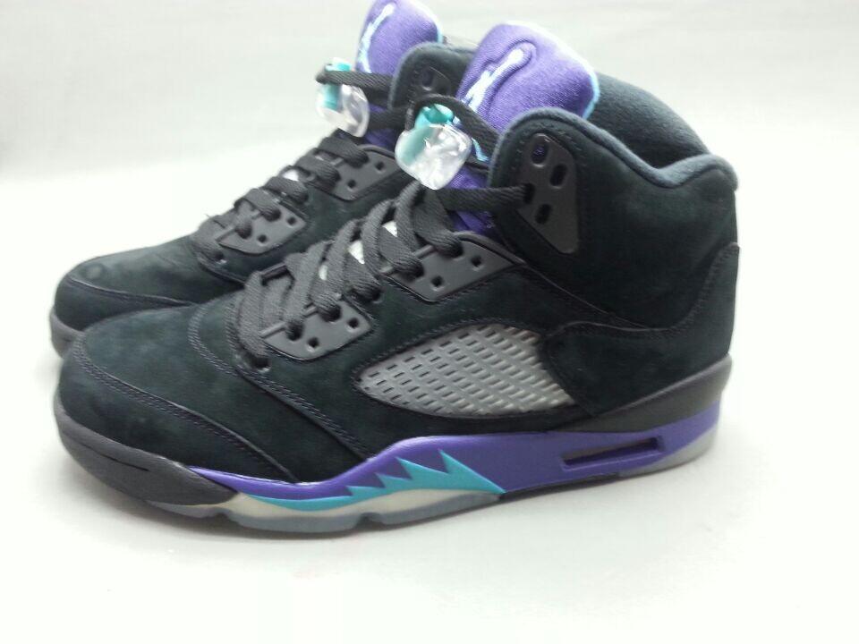 5s Black Purple Grape J5