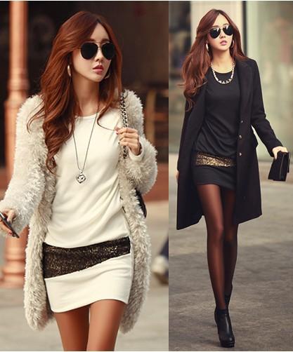Женское платье Brand New Vestido Bodycon Wcloset ER0047 женское платье dear lover roupas vestido estampado flouncing bodycon lc21600