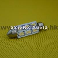 50pcs/lot 2014 NEW products auto led car lighting 12v C5W Festoon 39MM 6 smd 5630smd 6 leds bulb guangzhou factory free shipping