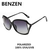 2015 Women Polarized Sunglasses UV 400 Designer Sunglasses For Women Female Sun Glasses Oculos De Sol Feminino  With Case 6062