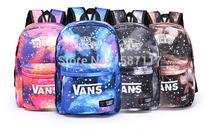 30 style School Youth Trend schoolbag 2015 new ladies female man shoulder bag backpack VANS Escolar bolsas mochila US Nina(China (Mainland))