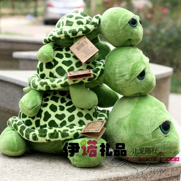 Russ plush toy turtle tortoise christmas day gift(China (Mainland))