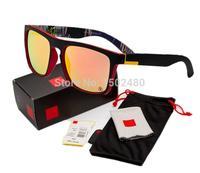 2015 New Men Quik Top Quality FERRIS Brand Sunglasses Men Cycling Outdoors Sports Fashion Casual Eyewear UV400 Goggle Sunglasses