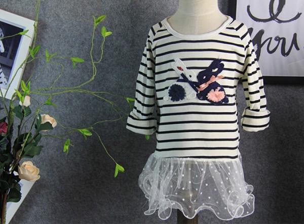 Футболка для девочки Girl Lace T Shirt 2015 t , t 7-9-11-13-15 футболка для девочки nss 2015 t shirt 100