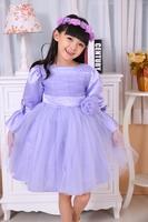 High Quality flower girls dresses for weddings wedding party dress 52203