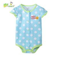 Little Maven Dot Baby Girl Bodysuits Meninas Roupas Bebes Baby Bodysuit Baby Clothing Kids Clothes one pieces Jumpsuit