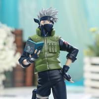 "Free Shipping Japanese Anime Naruto Hatake Kakashi PVC Action Figure Model Toys Dolls 9"" 22cm NTFG005"
