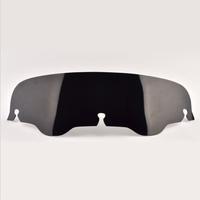 "11.5cm 4.5"" Dark Smoke Tint Windshield For 96-13 Glide Electra FLHT"