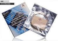 2sets 100%Original Lang's launcelot ES510  009 - 042 standard electric guitar strings free shipping