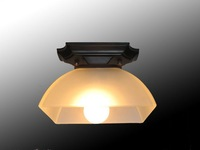 Fashion balcony iron lamps american lighting simple european entranceway brief ceiling light